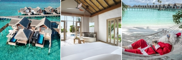 Отель FAIRMONT MALDIVES 5*